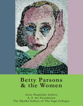 Betty Parsons & the Women, 2005, $12