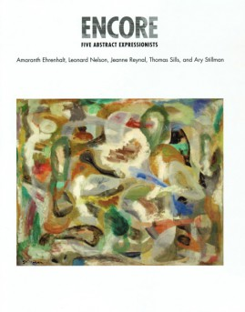 Encore: Five Abstract Expressionists, 2006, $12