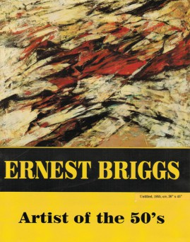 Ernest Briggs: Artist of the 50′s, 2004, $10