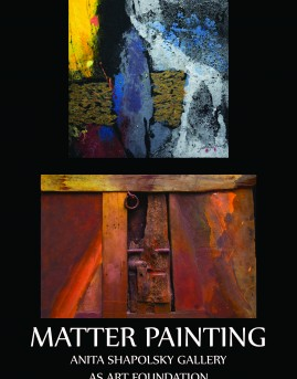 Matter Painting Exhibition Catalog, $14
