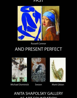 Past & Present Perfect, Exhibition Catalog, $14
