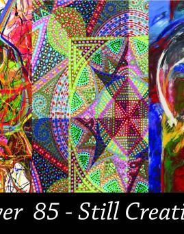 Over 85 - Still Working Exhibition Catalog, $14