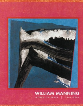William Manning: Works on Paper, 2003, $10