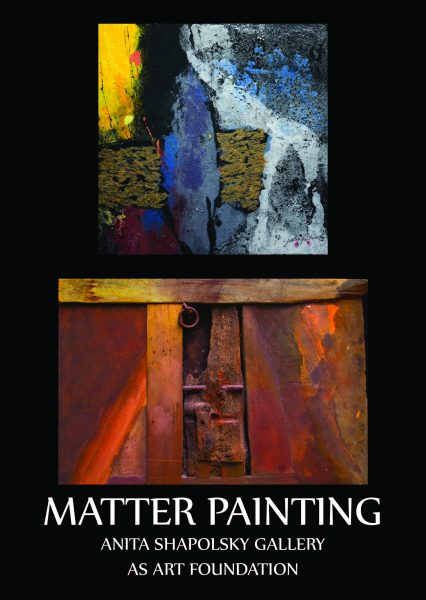 Matter Painting Postcard Front